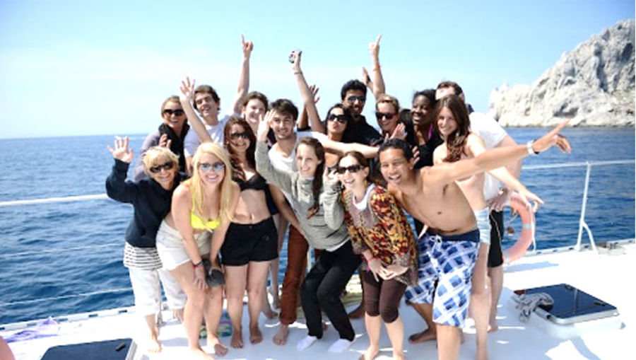 It is a true privilege to have been a student at Kedge, and a member of the summer study abroad in  Marseille - KEDGE